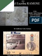 Tumba del Escriba Ramose - Maravillosos Relieves del Antiguo Egipto