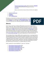 Oracle Database Es Un Sistema de Gestión de Base de Datos Objeto.docx