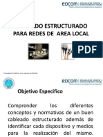 Manual - Cableado Estructura e Inteligente