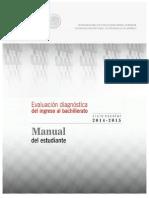 CURSO PROPEDÉUTICO 2014-2015 - Manual del Estudiante
