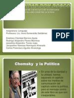 Chomsky y La Política Política Exterior