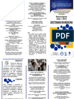 Nuevo Ingreso Medicina (Brochure Informativo)_1