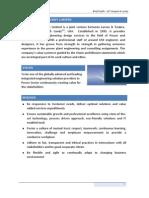 Brief Profile L&T-S&L_Feb 2014