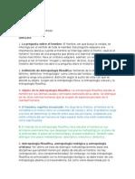 Antropología Filosófica Garcia Cuadrado