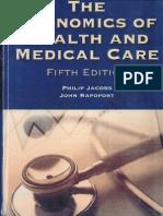 Economics of Medicine