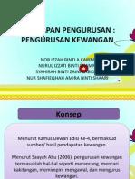 KECEKAPAN PENGURUSAN - PENGURUSAN KEWANGAN (Fiscal Management)