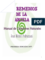 Los Remedios de La Abuela - Jean Michel Pedrazzani