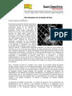 Sergio Rodriguez G-Democracia y Derechos Humanos en El Mundo de Hoy