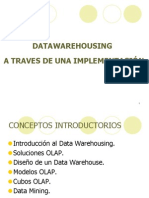 Data Warehousing FCE