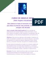 Curso Angelic Reiki