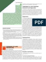 Disorder of Lipid Metabolism