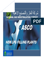 Gasco Lpg Refuelling Plant