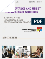 Ict Acceptance and Use by Ukm Graduate Students_siti 12,07am_edited 1.30 Pm Friday_nawal_zaher 4,09pm