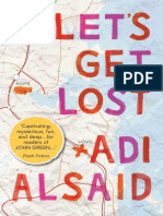 Let's Get Lost by Adi Alsaid - Chapter Sampler