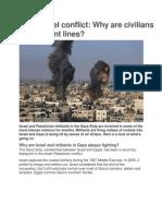 Gaza-Israel Conflict July 2014