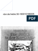 Die Juden in Der Karikatur