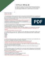 Examen Final Ccna 2 Version 2