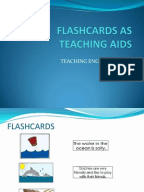 Preschool Teacher Interview Questions and Answers Flashcards as Teaching Aids
