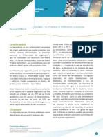El Dioxido de Cloro Estabilizado y Su Eficacia en El Tratamiento y Prevencion de La Legionella