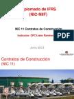 NIC 11 Contratos de Construcción Con Casos Practicos Adicionales (Instructor)