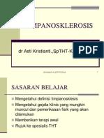 10. tympanosclerosis