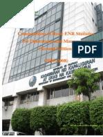 DENR Compendium on Statistical Reports