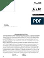 Manual Fluke 87Vex___umeng0000
