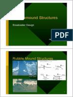 Rubble Mound Design
