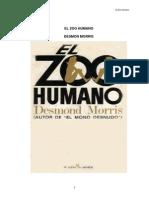 Desmond Morris - El Zoo-humano