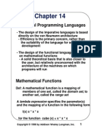 Functional Programming Language