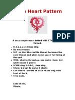 Little Heart Pattern