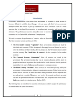 Sample Economics Assignment