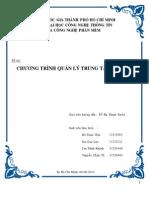 Báo Cáo Phần Mềm Quảu Lý Trung Tâm Anh Ngữ (1)