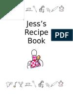 Jess' Recipe Book