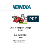 2015_Baja SAE India Rules