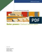 Solar Energy Primer