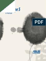 Manual Asus ZF 5