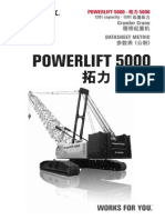 TEREX Powerlift 5000