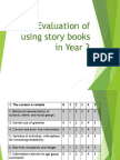 Story Book Evaluation