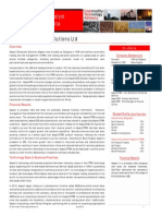 Analyst Briefing Note Aspect Enterprise Solutions