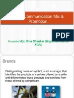 UNIT-3 Retail Communication Mix & Promotion 9
