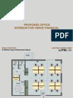 office interior Presentation