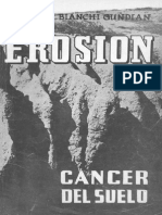 Erosion en Chile, Cancer del Suelo