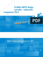 ZTE UMTS RNC lu&lur IP Integration Guide