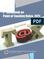 Point of Taxation Rulesl,2011