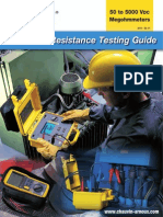Insulation Testing Guide
