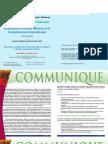 2014 Regional Summit Communique French Final