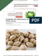Www.consumer.es - AFLATOXINAS