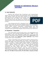 Ilmu Pemerintahan Di Indonesia Melalui Pendekatan Historis