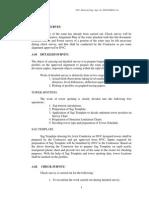 Overhead Transmission Line Survey & Erection